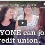 Anyone can join a credit union
